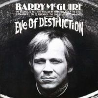 MCGUIRE, BARRY - Eve Of Destruction -12tr-