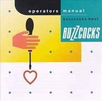 BUZZCOCKS - Operators Manual-best Of-