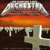 Scorched Earth Orchestra Play S Master Of Puppets