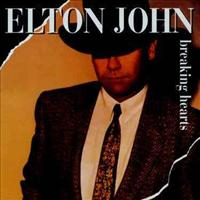 JOHN, ELTON - Breaking Hearts=remastere