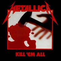 METALLICA - Kill 'em All -10 Tr.-