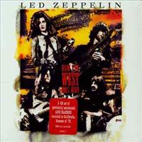 LED ZEPPELIN - How The West Was Won-live
