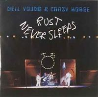 YOUNG, NEIL & CRAZY HORSE - Rust Never Sleeps CD