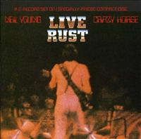 YOUNG, NEIL &amp; CRAZY HORSE - Live Rust CD