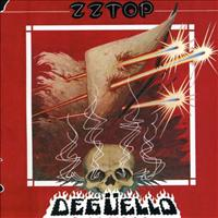 ZZ TOP - Deguello Record