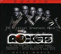 ROCKETS - 34 Original Greatest Hits Record