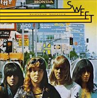 SWEET - Desolation Boulevard Album