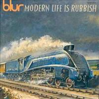 BLUR - Modern Life Is Rubbish Single