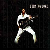 PRESLEY, ELVIS - Burning Love LP