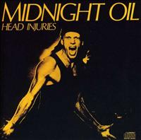 MIDNIGHT OIL - Head Injuries LP