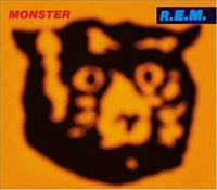 R.E.M. - Monster + Dvda