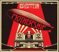 LED ZEPPELIN - Mothership + Dvd