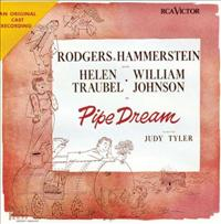 ORIGINAL BROADWAY CAST - Pipe Dream