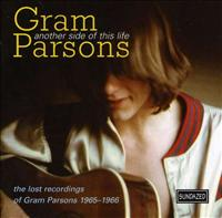 PARSONS, GRAM - Another Side Of This Life Album