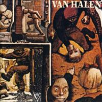 VAN HALEN - Fair Warning Album