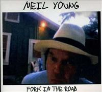 Fork In The Road + Dvd - YOUNG, NEIL