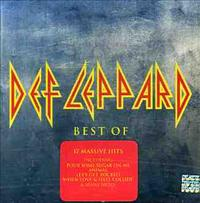 DEF LEPPARD - Best Of -1cd-