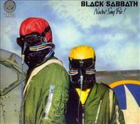 BLACK SABBATH - Never Say Die -new..