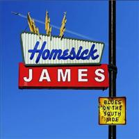 HOMESICK JAMES - Blues On The South Side Album
