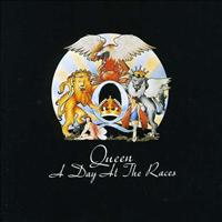 QUEEN - A Day At The Races Record