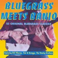 VARIOUS ARTISTS - Bluegrass Meets Banjo
