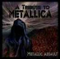 METALLICA.=TRIBUTE= - Metallic Assault