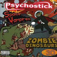 Space Vampires Vs Zombie Dinosaurs In 3