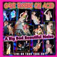 GAYE BYKERS ON ACID - A Big Bad Beautiful Noize
