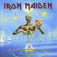 IRON MAIDEN - Seventh Son Of..-remaster
