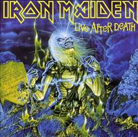 IRON MAIDEN - Live After Death -remast- Album