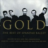 SPANDAU BALLET - Gold-best Of- -17tr-