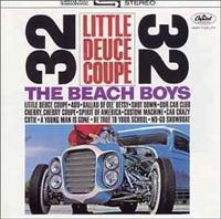 BEACH BOYS - Little Deuce Coupe-all Su