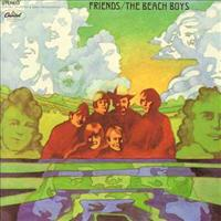 BEACH BOYS - Friends-20-20
