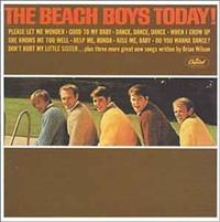 BEACH BOYS - Today!-summer Days(and Su
