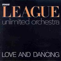 HUMAN LEAGUE - Love And Dancing Album