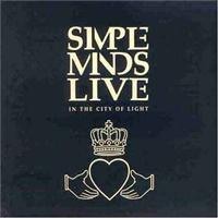 SIMPLE MINDS - Live In The City Of Light Vinyl