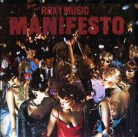 ROXY MUSIC - Manifesto Record