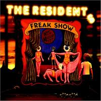 RESIDENTS - Freak Show + Dvd