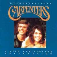 CARPENTERS - Interpretations -remaster