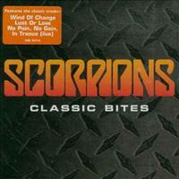 SCORPIONS - Classic Bites CD