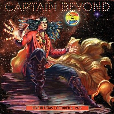 CAPTAIN BEYOND - Live In Texas