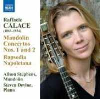 Mandolin Concertos No1and2