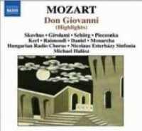 Don Giovanni -highlights- - MOZART, W.A.