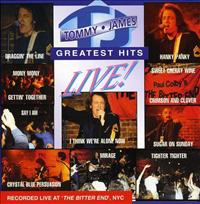 Greatest Hits Live - JAMES, TOMMY