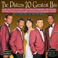PLATTERS - 20 Greatest Hits LP