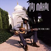 Taj Mahal Real+Blues CD