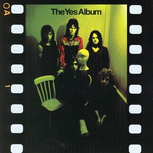 YES - Yes Album Record
