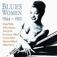 VARIOUS ARTISTS - Blues Women -23tr-
