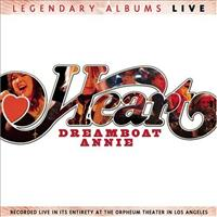 HEART - Dreamboat Annie =live=