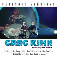 KIHN, GREG - Extended Versions LP